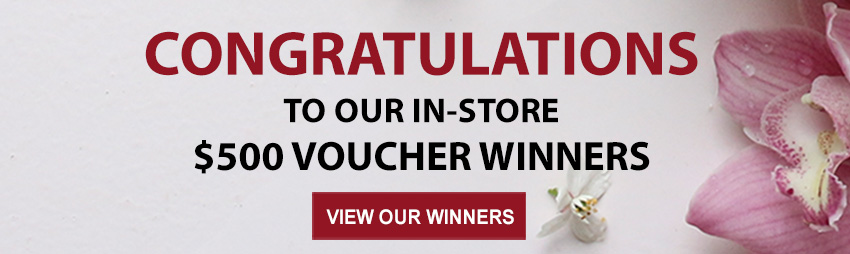 Living & Giving In-Store Winners